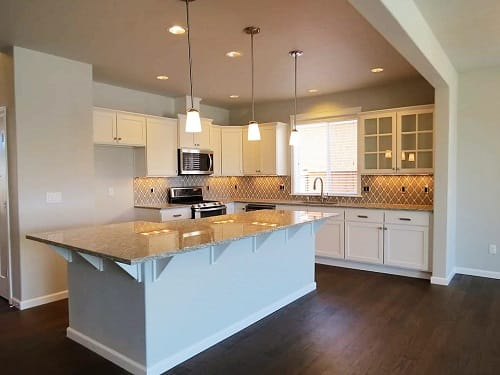 Our pre-sale plan allows buyers to customize their home with our luxury design choices.