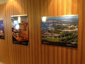 The project was a cornerstone project for one of the nation's largest banks that has displayed its photo in their headquarters lobby.