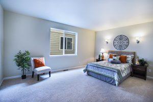 Main-Floor Master Bedroom