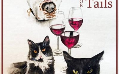 Join Us Online For This Year's Toast For Tails Auction