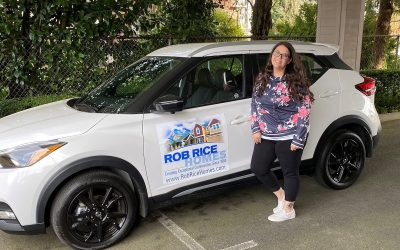 "A Familiar Face: Meet Rob Rice Homes' New ""Super Assistant"" Becky Gottlieb"